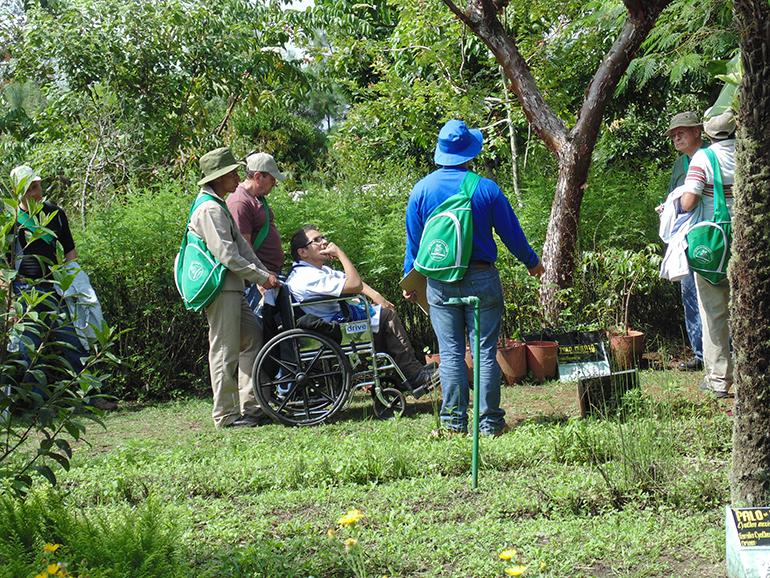 Visita de fin de curso al Rancho Ecológico 'El Ángel de Tu Salud'